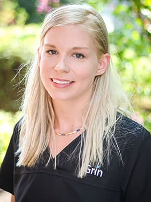 Jessie who is a dental hygienist at iGrin Pediatric Dentistry of Powdersville, SC