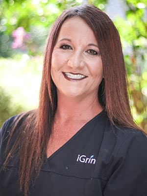 Lori who is a dental assistant at iGrin Pediatric Dentistry of Powdersville, SC