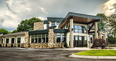 The building of iGrin Pediatric Dentistry in Boiling Springs, SC
