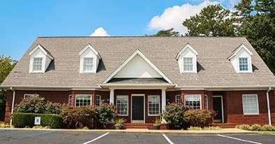 The building iGrin Pediatric Dentistry in Powdersville of Easley, SC