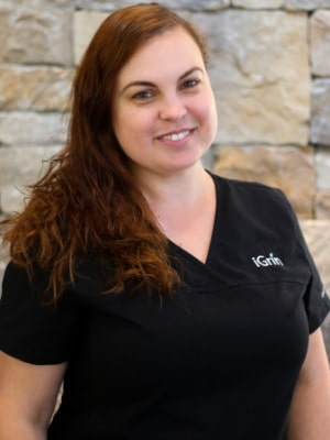 Luba with iGrin Pediatric Dentistry in Boiling Springs, SC